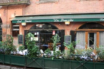 Brasserie La Braisière, Rue Pharaon Toulouse