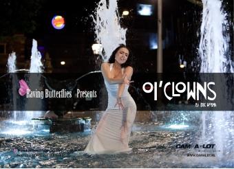Joyce Stevens as The Lady of the Fountain in OI'Clowns