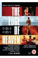 DVD cover THE EDGE OF HEAVEN / AUF DER ANDERE SEITE