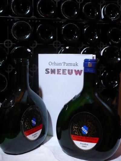 Franken Silvaner 2005 en de magistrale roman SNEEUW van Orhan Pamuk