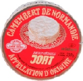Camembert au lait cru - JORT