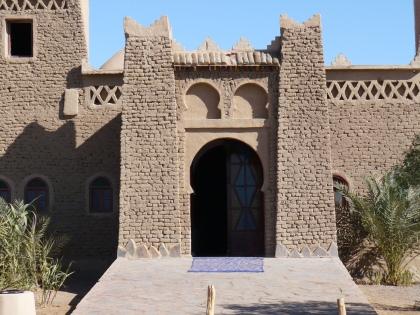 Kashbah hotel Tomboucto, Marokkaanse woestijn