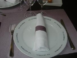 LE CENTRAL - glorieuze dependance van 3 Michelinsterren-restaurant Troisgros - Roanne