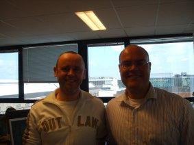 Marc Van Veen & Paul Den Ronden; Payroll Services Amsterdam