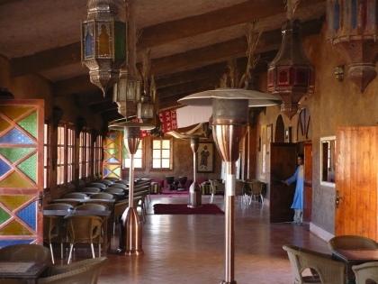 Kashbah hotel bar