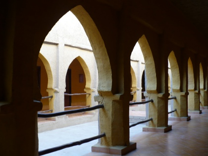 Kashbah passage