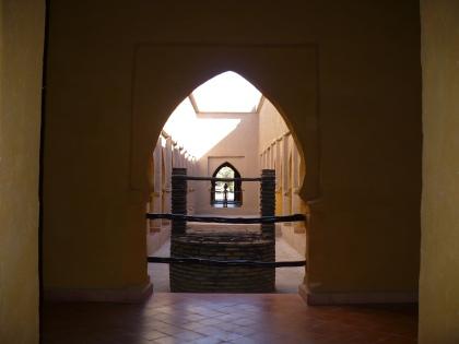 Doorkijkje in de kashbah
