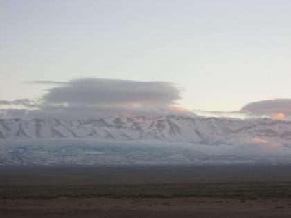 Sneeuw en Bergen in Marokko