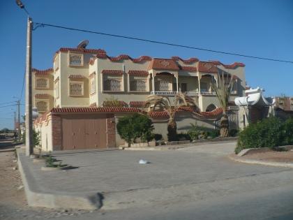 Herenhuis in Er Rachidia, Marokko