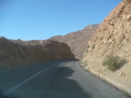 Marokkaanse bergroute