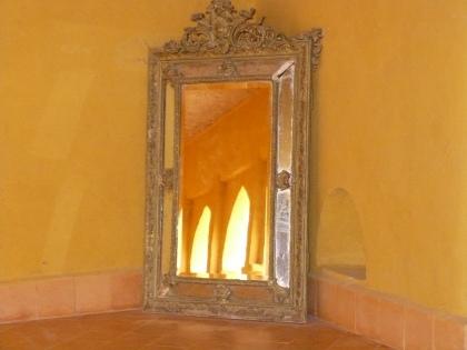 Marokkaanse Spiegel Groot.Het Marokko Avontuur