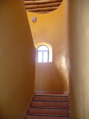 Kashbah trappenhuis