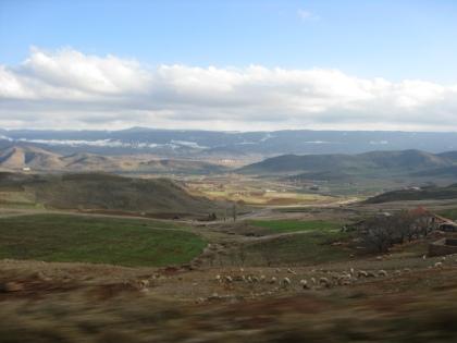 Landschap Marokko