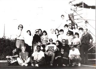 Crew Foto oa Max Hoven, Frank van Hekken, Armandio Neta, Arnold Heslenfeld