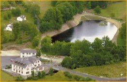 Hotel-Restaurant Le Moulin Des Templiers - Maisonneuve/Chaudes-Aigues - Auvergne