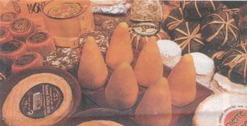 Het beroemde Peertje van Kef en nog vel meer fantastische lekkernijen, Franse Kaasmakers te Amsterdam, Marnixstraat 192