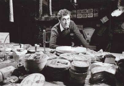 Rob van Houten, rechterhand & opvolger van Abraham Kef-Kaasmakers te Amsterdam - Marnixstraat 192