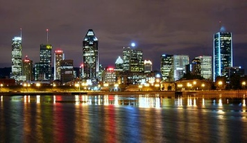 Montreal Skyline - Quebec, Canada