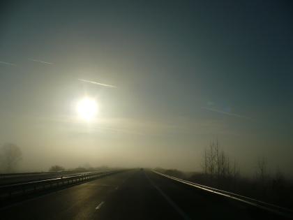 Val de Loire: Mist 1