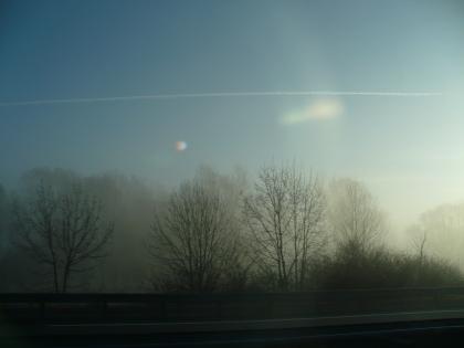 Val de Loire: Mist 2