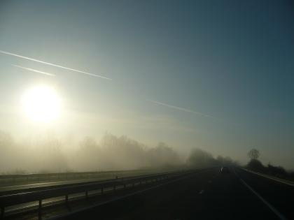 Val de Loire: Mist 3