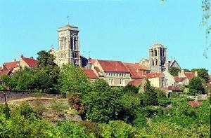 Vézelay Basilique Sainte Madeleine
