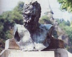 Buste Victor Hugo te Vianden