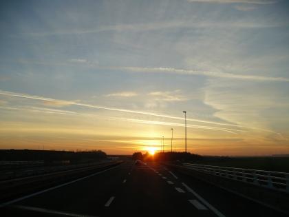 Val de Loire: Zonsopgang 10 / Sunrise 10