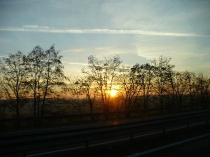 Val de Loire: Zonsopgang 11 / Sunrise 11