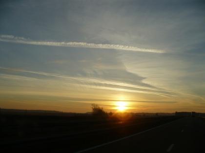 Val de Loire: Zonsopgang 12 / Sunrise 12