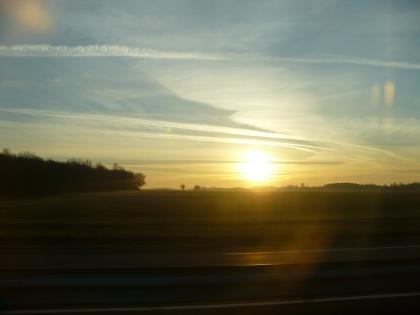 Val de Loire: Zonsopgang 13 / Sunrise 13