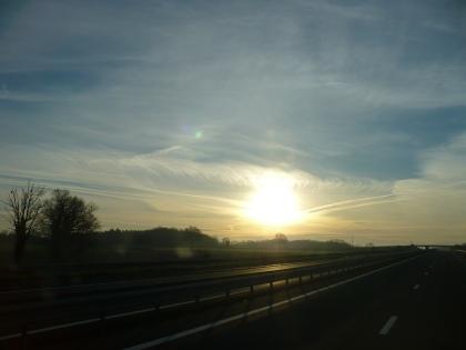 Val de Loire: Zonsopgang 15 / Sunrise 15