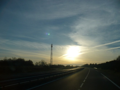 Val de Loire: Zonsopgang 16 / Sunrise 16