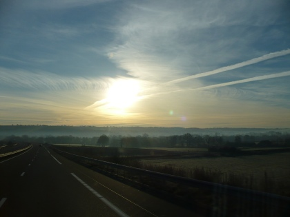 Val de Loire: Zonsopgang 17 / Sunrise 17
