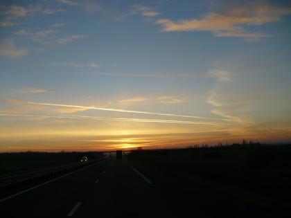 Val de Loire: Zonsopgang 3 / Sunrise 3