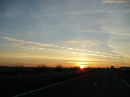 Val de Loire: Zonsopgang 7 / Sunrise 7