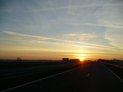 Val de Loire: Zonsopgang 8 / Sunrise 8