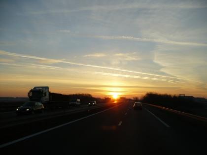 Val de Loire: Zonsopgang 9 / Sunrise 9