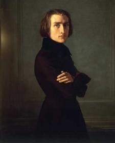 Franz Liszt / Ferenc Listz